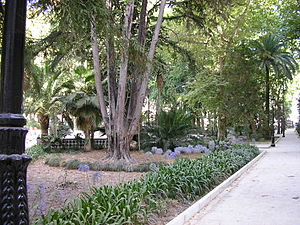 Parque María Cristina - Parque María Cristina
