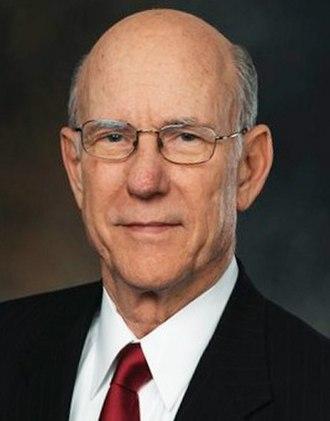 United States congressional delegations from Kansas - Senator Pat Roberts (R)