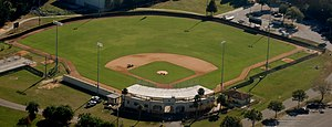 Pat Thomas Stadium-Buddy Lowe Field - Image: Pat Thomas Stadium