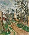 Paul Cézanne - La route à Auvers-sur-Oise (1873-74).jpg