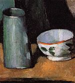 Paul Cézanne - Still Life, Bowl and Milk Jug.jpg
