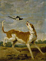 Paul de Vos - The dog and the magpie.jpg