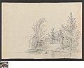 Paviljoen in een park, circa 1812 - circa 1842, Groeningemuseum, 0041701000.jpg