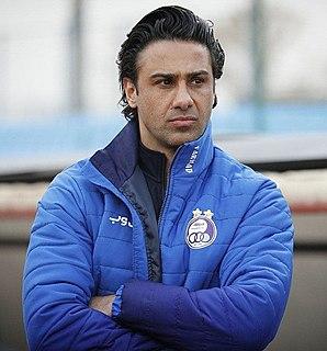Farhad Majidi Iranian coach and retired footballer (born 1976)