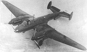 Image illustrative de l'article Petliakov Pe-2