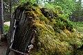 Peat-covered log hut, Siida Museum, Inari, Finland (1) (36288553690).jpg