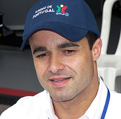 Pedro Lamy Le Mans Series Interlagos Novembro 2007.jpg