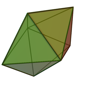 Boranes - Image: Pentagonal dipyramid