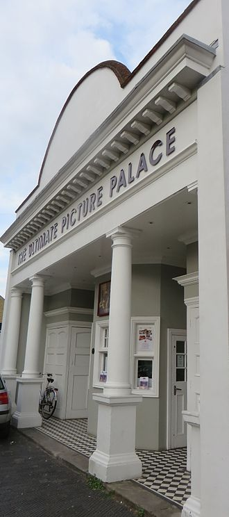 Ultimate Picture Palace - Façade of the Ultimate Picture Palace