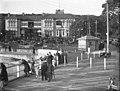People promenading near the Palace Hotel at Watsons Bay, Sydney (9289631232).jpg