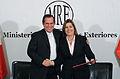 Perú y Ecuador clausuran XII Reunión de la Comisión de Vecindad (9792373684).jpg
