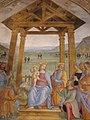 Perugino, Adorazione dei Adoration des Mages ,Trevi.jpg