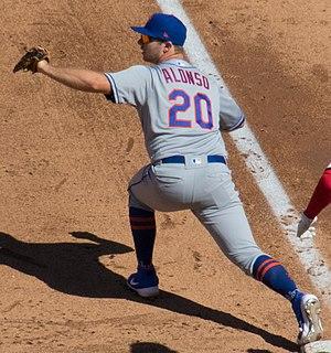 Pete Alonso American baseball player