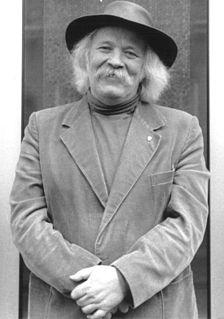 Peter Blanker Dutch singer