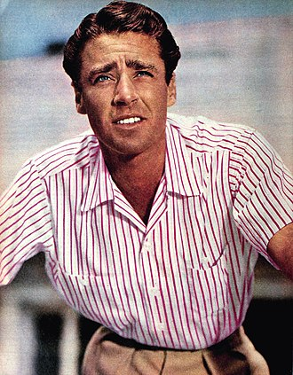 Peter Lawford - Peter Lawford in 1955