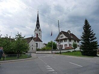 Pfeffikon - Image: Pfeffikon