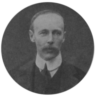 Philip Glazebrook - Glazebrook in a photograph published on 9 March 1912 in The Illustrated London News following his election