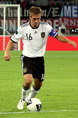 Footballer of the Year in Germany - Image: Philipp Lahm, Germany national football team (06)