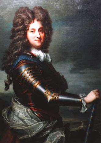 Régence - The Duke of Orléans, Régent du royaume
