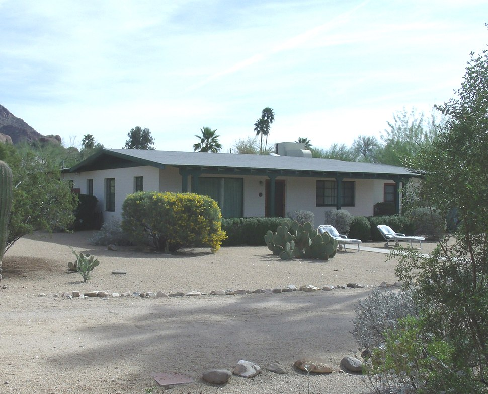 Phoenix-L. Ron Hubbart House-1945