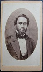 Photo of Kamehameha IV by Menzies Dickson, printed in 1870.jpg