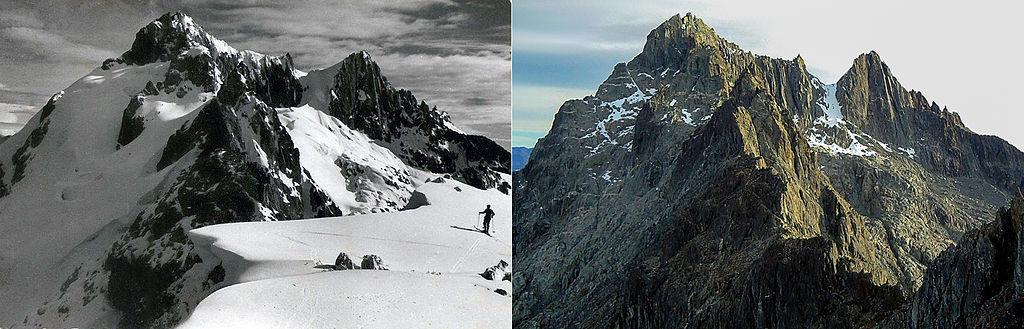 Pico Bolívar 1950-2011