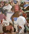 Piero della Francesca - 8. Battle between Heraclius and Chosroes (detail) - WGA17564.jpg
