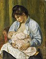 Pierre-Auguste Renoir - A Woman Nursing a Child - Google Art Project.jpg