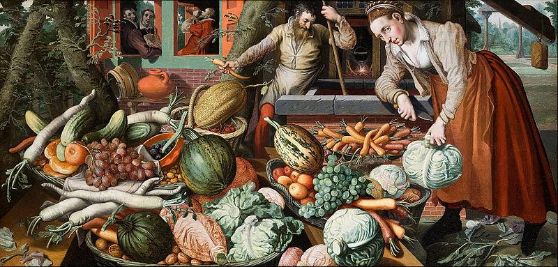 File:Pieter Aertsen - Market Scene - Google Art Project.jpg