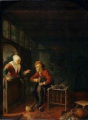 Shoemaker in his Workshop