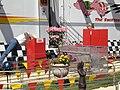 Pig racing at 2008 San Mateo County Fair 2.JPG