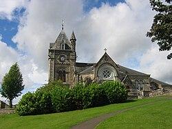 Pitlochry church 2007.jpg
