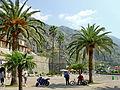 Plac przed Bramą Morską w Kotorze.jpg
