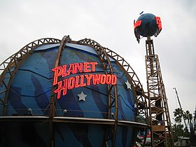 illustration de Planet Hollywood