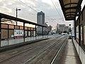 Platform of Giombashi Station 3.jpg