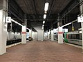 Platform of Hakata Station (local lines) 2.jpg