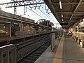 Platform of Maiko-Koen Station 2.jpg