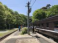 Platform of Niho Station 2.jpg