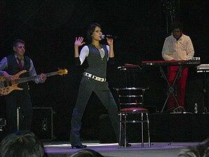 ofrecido en la feria de Querétaro el día 3 de diciembre del 2008