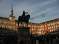 Plaza Mayor - Madrid Spain - panoramio.jpg