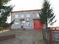 Podlaskie - Łapy - Stara Łupianka - Wieś 20120324 04 remiza.JPG