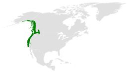 Poecile rufescens distribution map.png