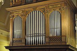Poertschach Pfarrkirche Mauracher Eisenbarth-Orgel 24102008 33a.jpg