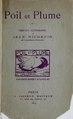 Poil et plume - poil et plume, 2me salon, 1909 - Galerie Boissy d'Anglas (IA poiletplumepoile00rich).pdf