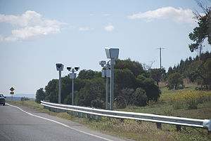 """New """"Point to Point"""" speed cameras o..."""