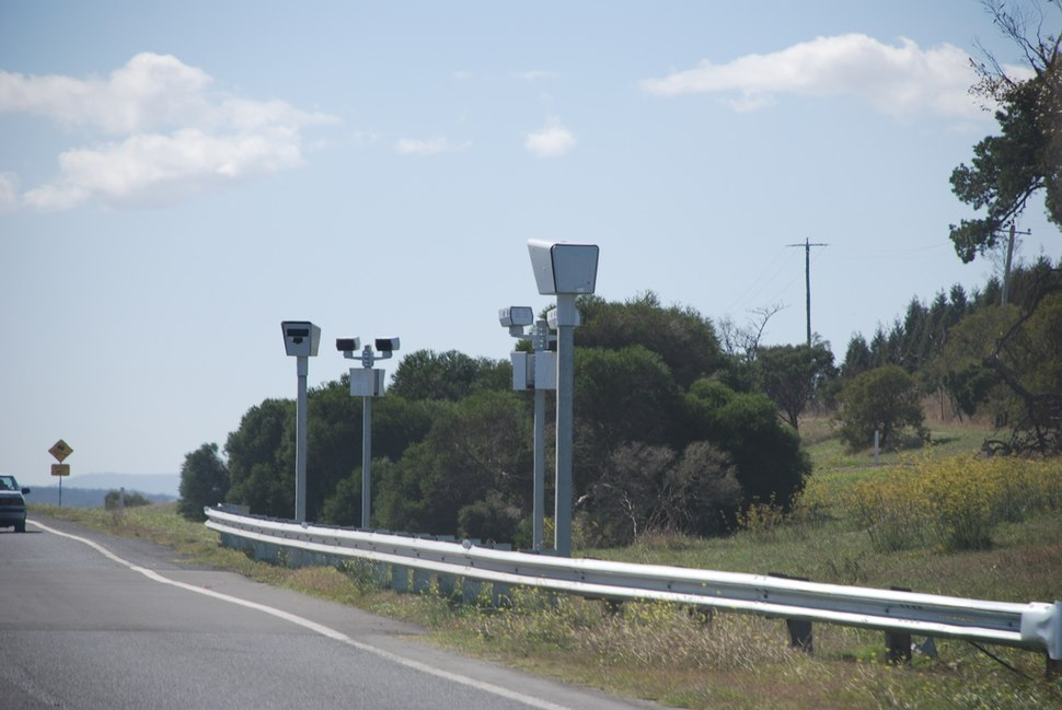 Point to Point Speed Cameras