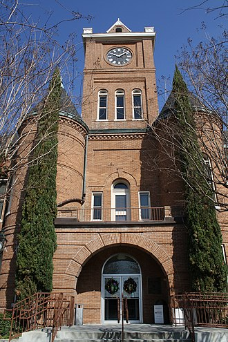 Pointe Coupee Parish, Louisiana - Image: Pointe Coupee Courthouse