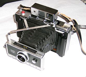 Land Camera - Image: Polaroid Land Camera 360