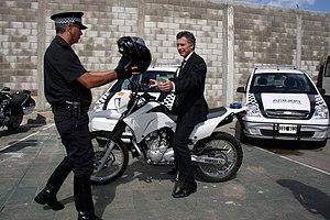 Fuerzas Policiales de Buenos Aires y Cap. Federal [megapost]