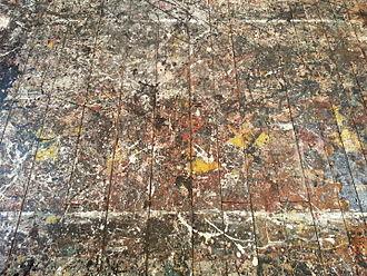 Pollock-Krasner House and Study Center - Barn studio floor